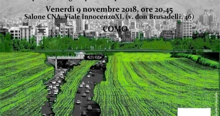 9 novembre/ L'insostenibile pesantezza del consumo di suolo