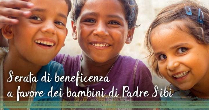16 dicembre/ Tavernerio/ Serata di beneficenza per i bambini di Padre Sibi