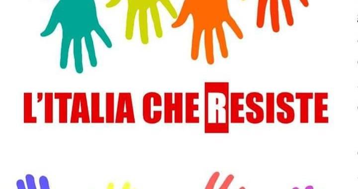 2 febbraio/ L'italia che resiste/ Csf aderisce