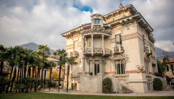 9 e 23 febbraio/ Simmetrie e fregi al Museo di Villa Bernasconi