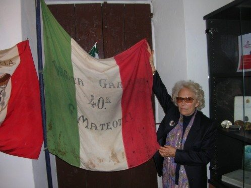10 febbraio/ Dongo/ i 90 anni di Vilma Conti