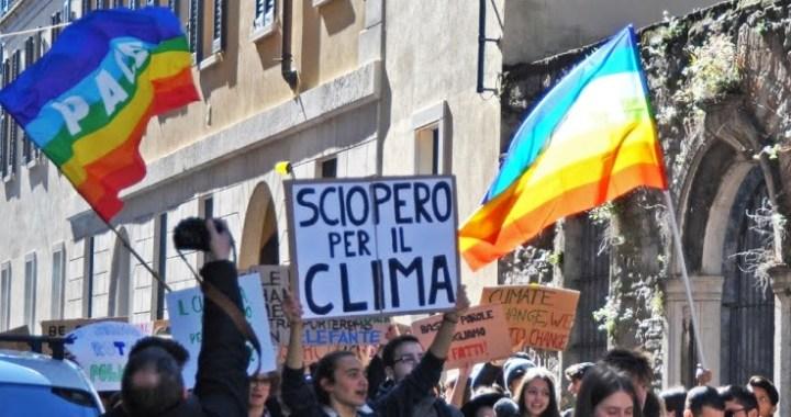 20 maggio/ Arciwebtv/ Stop climate change 2019