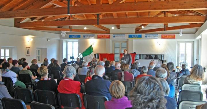 L'Anpi a Dongo: continuare la liberazione dal fascismo