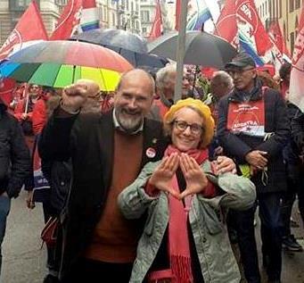 2 maggio/ La Sinistra  femminista, antirazzista ecologista con Cirat e Ferrero