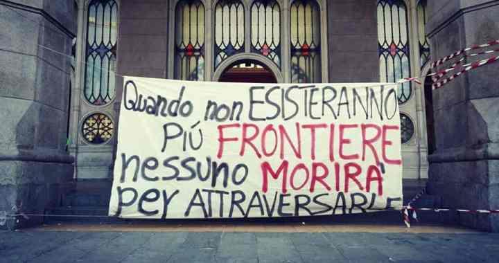 20 luglio/ Viaggio di solidarietà senza frontiere