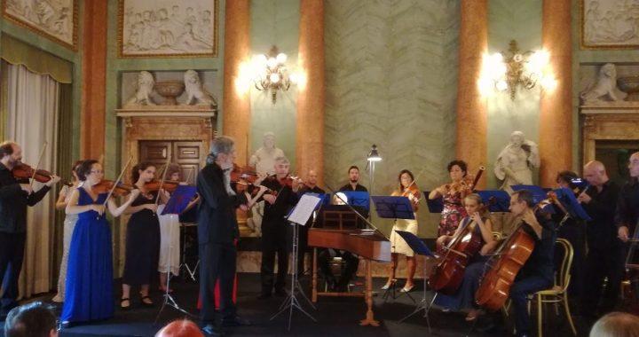 Video/ Musica sull'acqua/Orchestra Franz Terraneo/