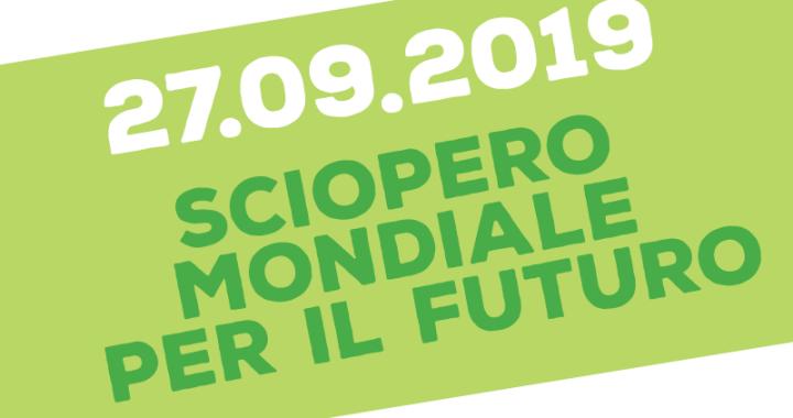 27 settembre/ L'Arci per la Giustizia climatica in tutte le piazze d'Italia