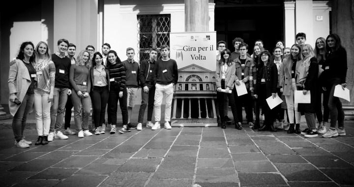 Gira per il Volta/ Più di 240 alunni volontari