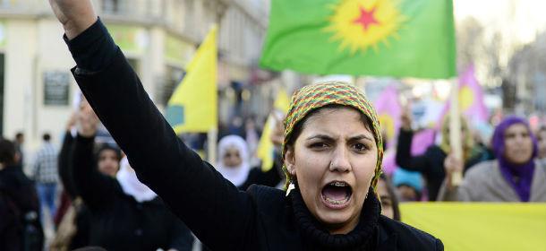 26 ottobre/ Manifestazione per il popolo curdo