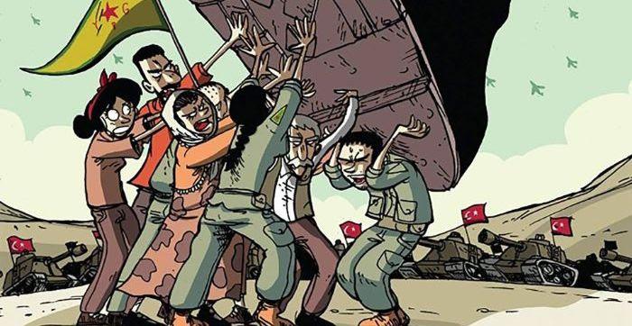 28 ottobre/ Mirabello/ Serata informativa sulla guerra in Siria