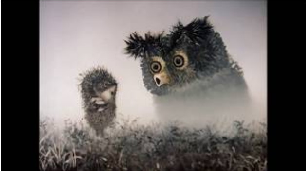 29 marzo/ Arciwebtv/ Il riccio nella nebbia