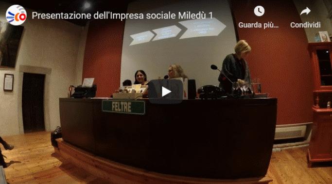 23 marzo/ Arci WebTV/ Impresa sociale Miledù