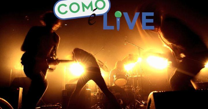 9 marzo/ Un concerto  di CiaoComo Radio per i musicisti di Como