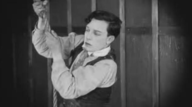 4 aprile/ Arciwebtv/ One week di Buster Keaton