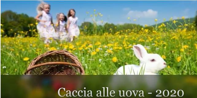 Video / Parte da Rebbio la caccia alle uova virtuale
