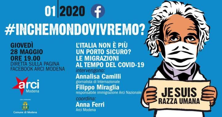 28 maggio/ Arciwebtv/ L'Italia non è più un porto sicuro?