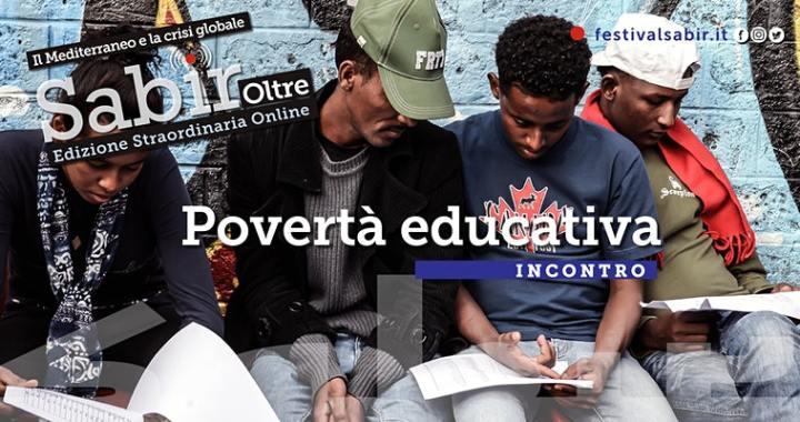 4 giugno/ Arciwebtv/ Sabir/ Povertà educativa