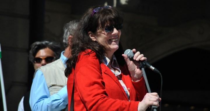 7 marzo/ Lucia Cassina: la donna, la sindacalista, l'amica