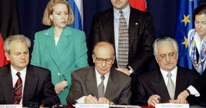 24 marzo/ Da Dayton 1995 a Sarajevo 2021