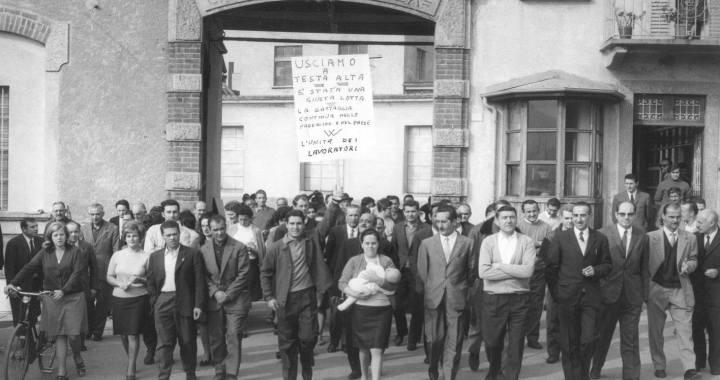 Diretta / 120 anni della Camera del Lavoro  Cgil di Como