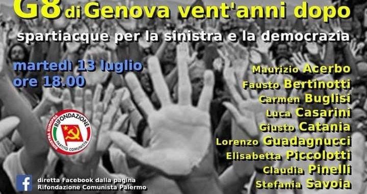 Video – Genova 20 anni dopo