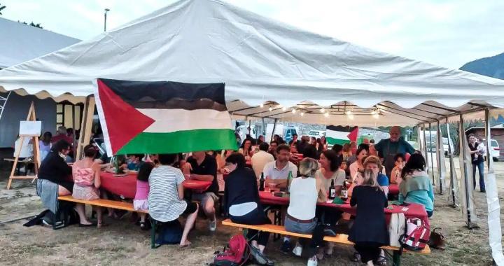 Cena palestinese/ Non dimentichiamo