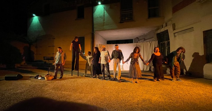 Teatro arte/ Nuovi corsi