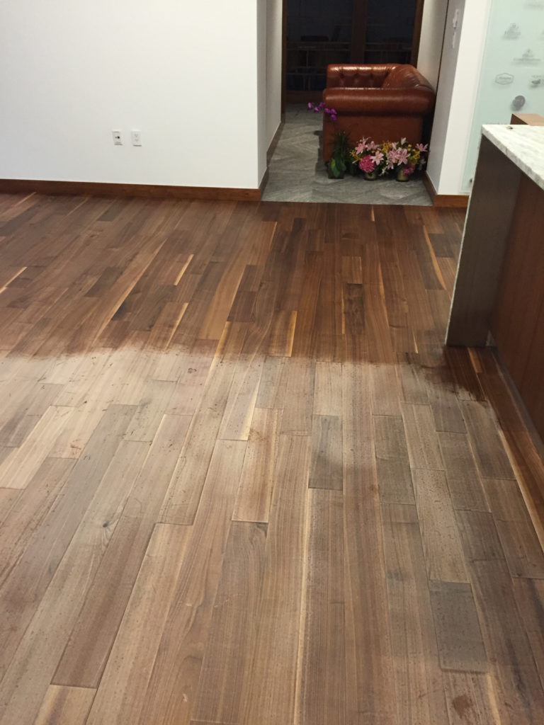 Wood Floor Cleaning Restoration  Repair  Eco Interior