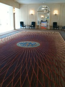 Cleaning Hotel Carpets - Eco Interior Maintenance