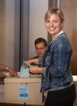 Baviera: exit poll, Csu crolla al 35,5%. Boom Verdi