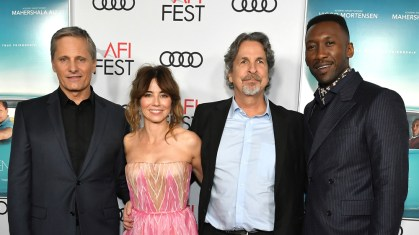 'Green Book' film screening, Arrivals, AFI Fest, Los Angeles, USA - 09 Nov 2018
