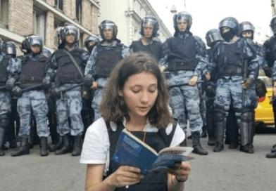 Olga Misik ha 17 anni e ci chiede qualcosa