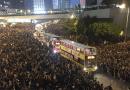 Hong Kong, le proteste viste dagli occhi di chi le vive