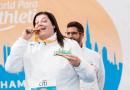 Paralimpiadi Dubai: Assunta Legnante trionfa sia nel lancio del peso che del disco