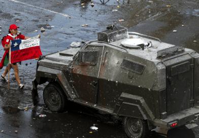 La marcha más grande de Chile: il destino delle donne cilene