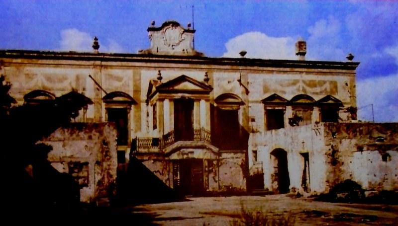 Villa Lampedusa  Un Astro Che Brilla Ancora