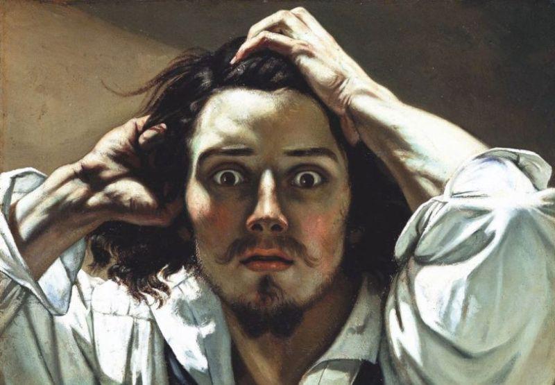 stupore meloni Courbet odio