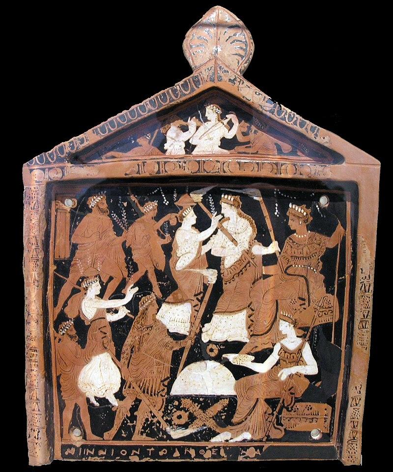 misteri greci eleusi