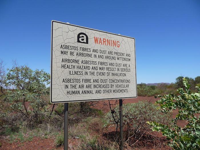 Wittenoom, Australia