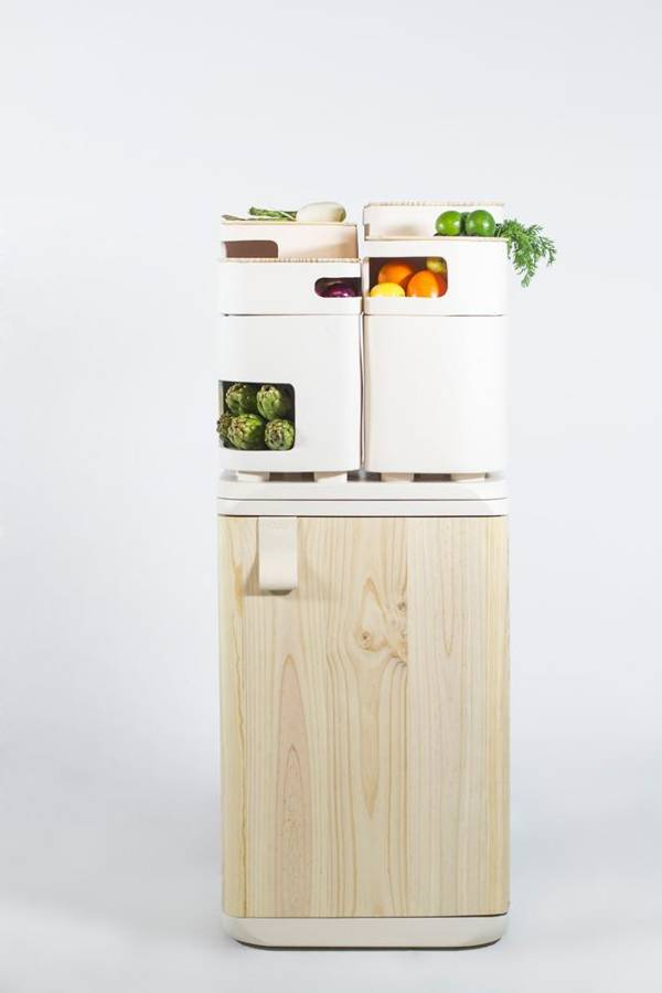 OLTU sistema de refrigeracion