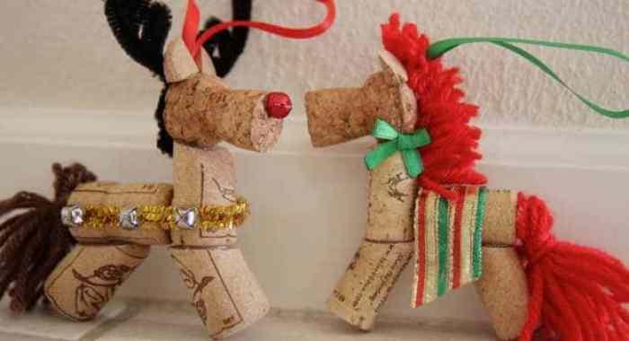 20 adornos navide os reciclados para tu rbol de navidad - Hacer adornos para el arbol de navidad ...