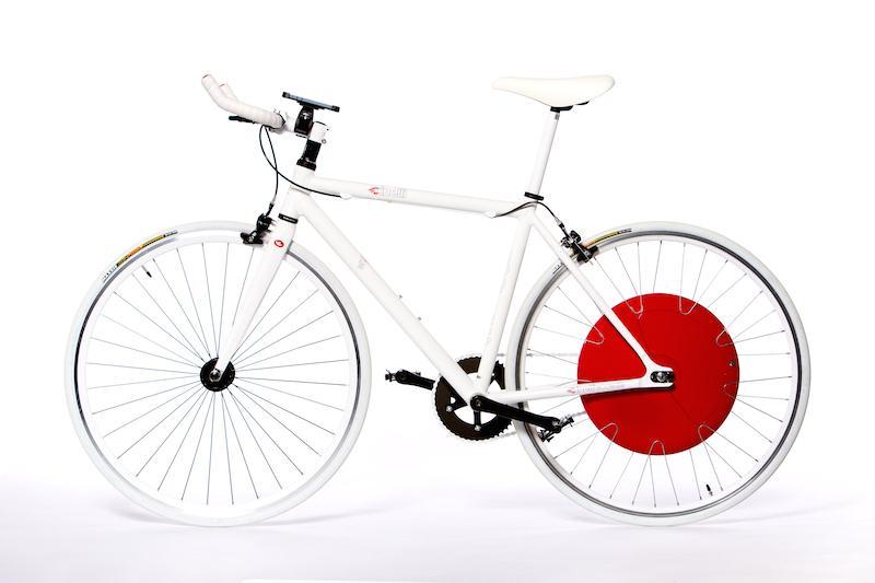 Copenhagen Wheel.