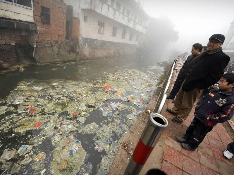 contaminación en China7