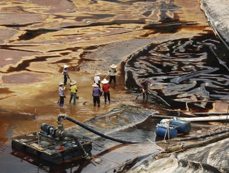 contaminación en China8