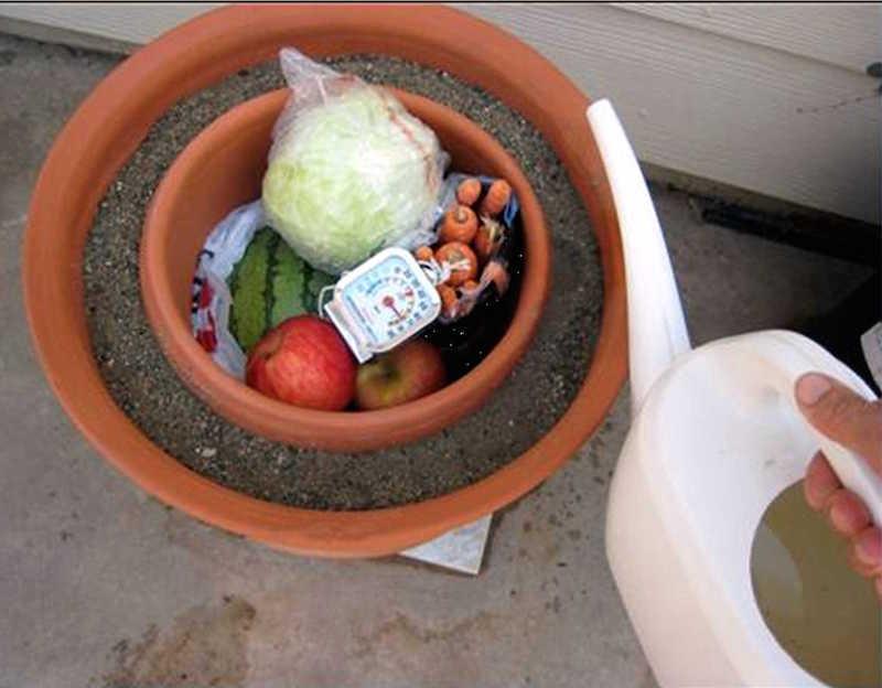 Pot_in_pot_refrigerador_sin electricidad