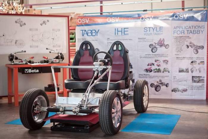 TABBY descarga y construye tu coche eléctrico