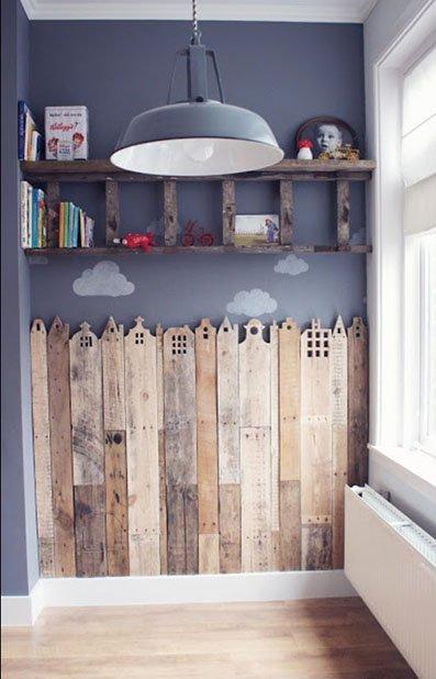 Ideas originales para decorar dormitorios con palets