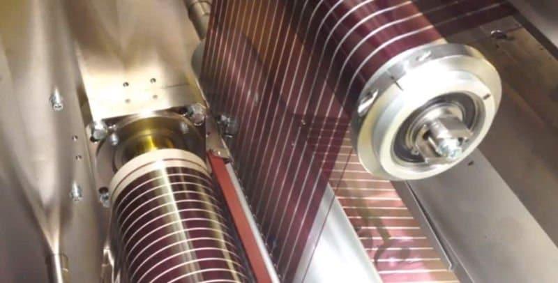 Células solares impresas en papel