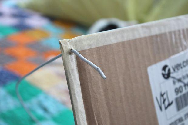 Como hacer una casita para tu gato 7