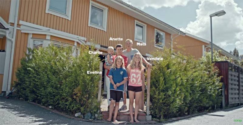 Familia sueca elimina tóxicos de su organismo cambiando su alimentacion